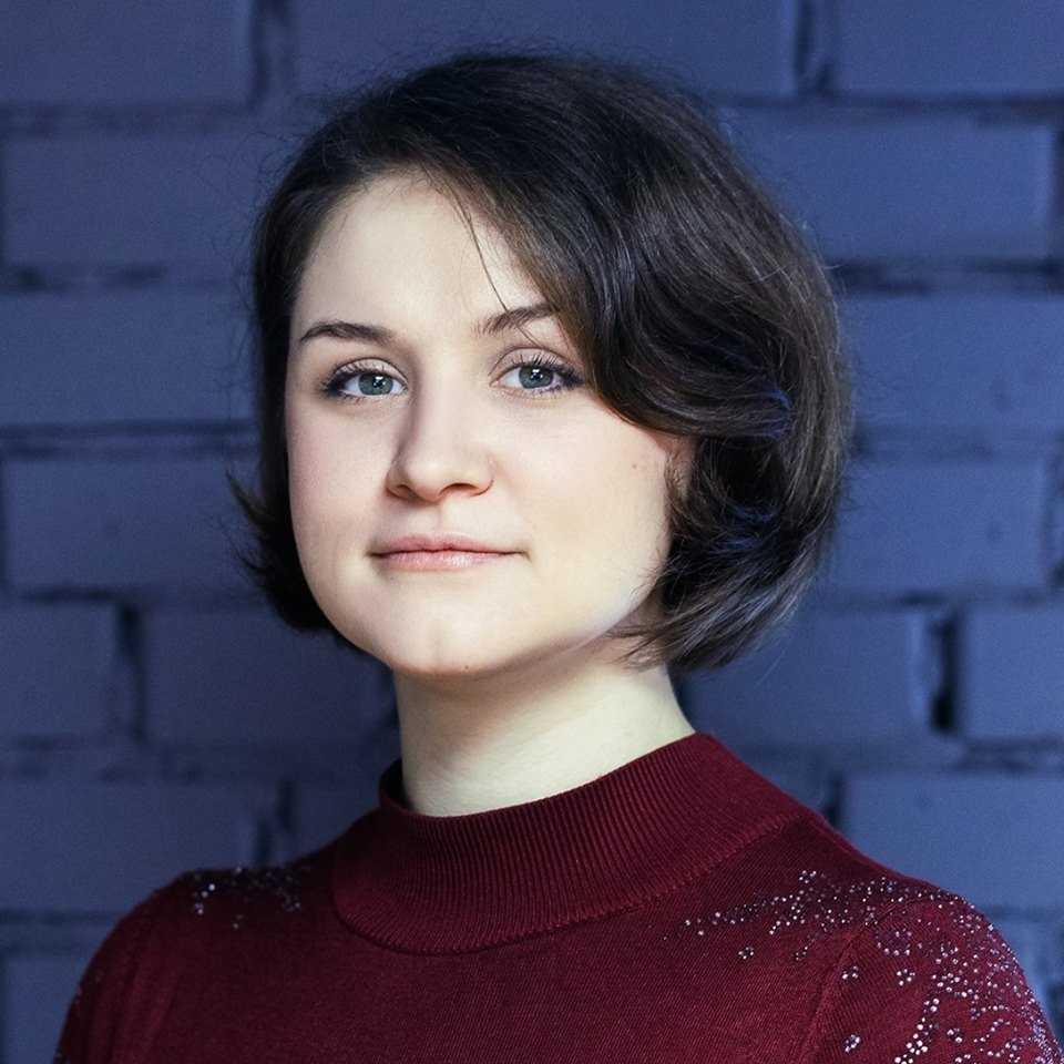 Olexandra Romantsova